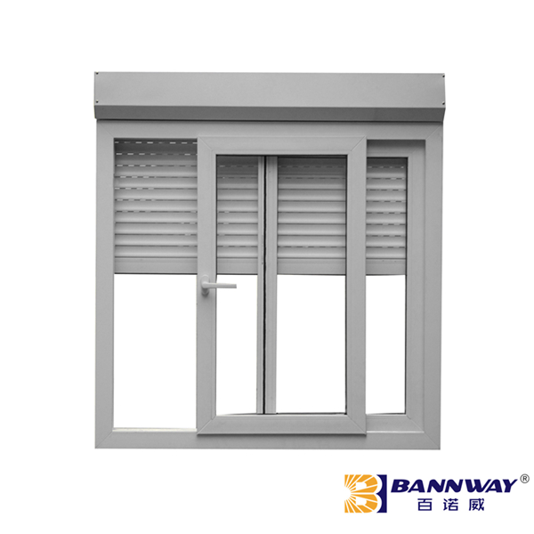 Features of rolling shutter aluminum profiles