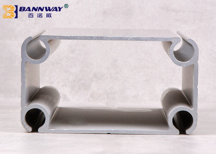 AA6063 Extrusion Tent Profiles With Structural Beam