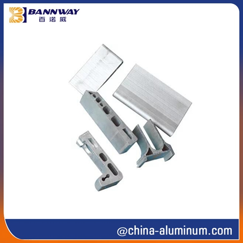 Customized Aluminium Extrusion Fabrication