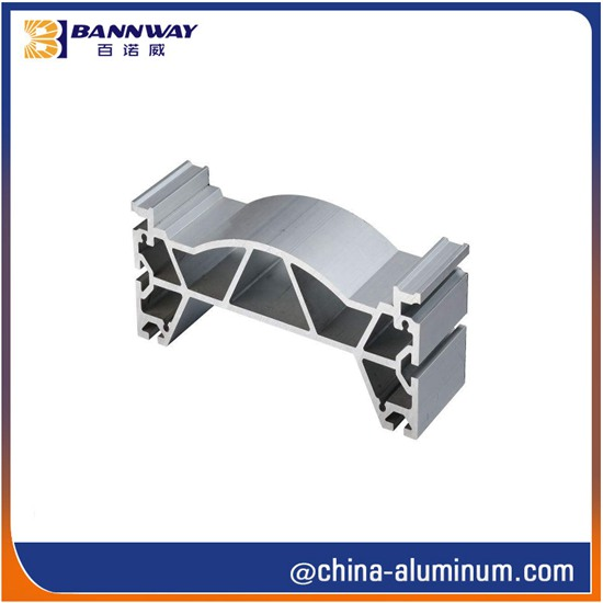 Industrial Aluminium Alloy Profiles