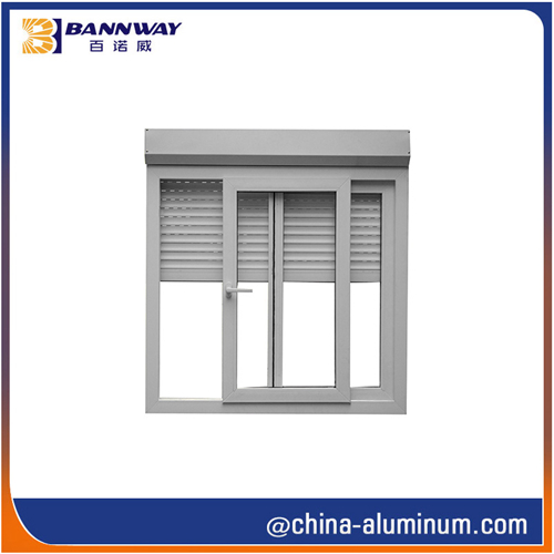 Electric Roller Shutter Aluminum Profiles