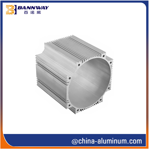 6000 Series Aluminum Housing Profiles
