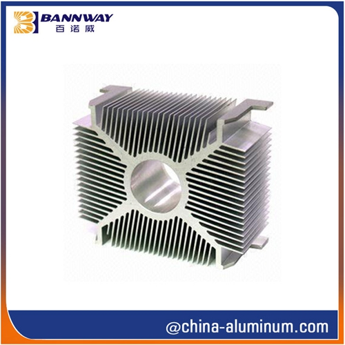 Precision Heat Sinks Extrusions