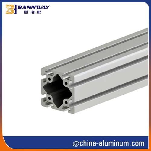 80mm Series Aluminium Profiles