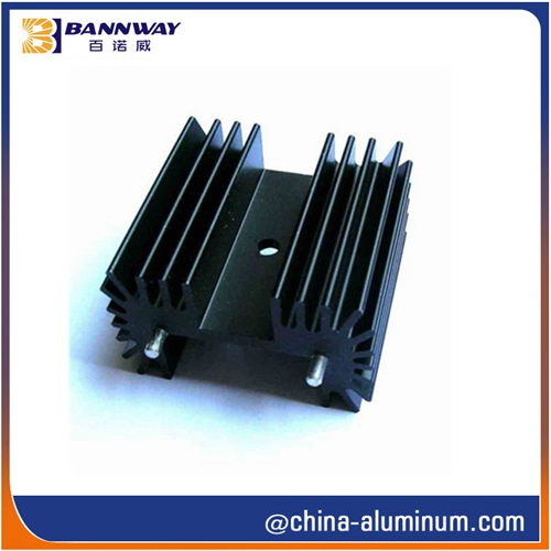 LED Lighting Extruded Heat Sinks