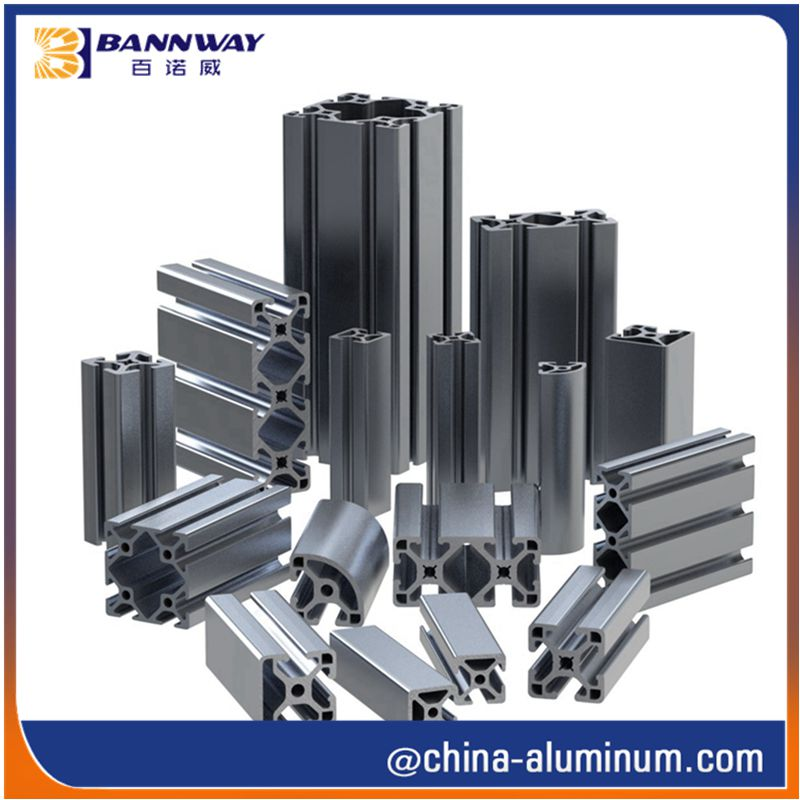 T slot Framing Aluminium Extrusion Profile